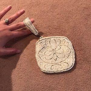 Vintage 1930s Finger Bag